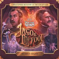 Jago & Litefoot Series 08 - Audio CD Box Set